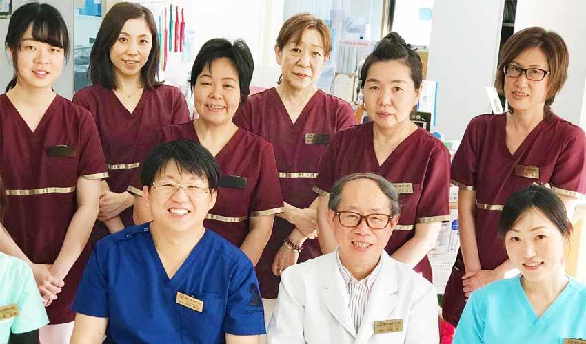 細田歯科医院 スタッフの写真