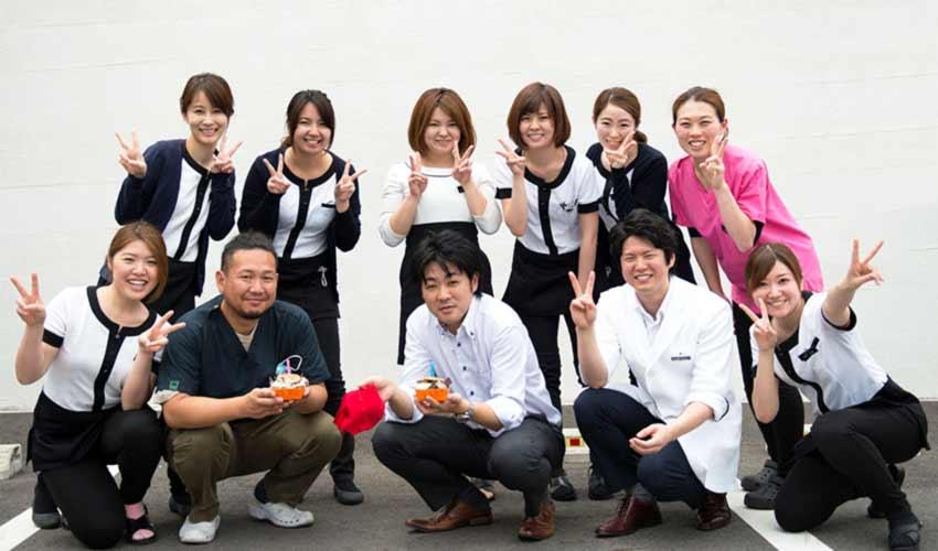 広域医療法人 白翆会 岡崎デンタルオフィス スタッフの写真