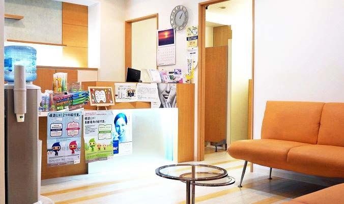 桜山デンタルクリニック 診療室内を含む写真