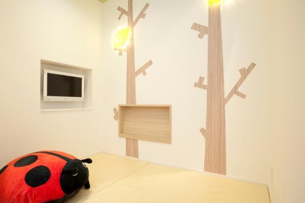 うおずみ歯科クリニック 個室診療室(ケアルーム)