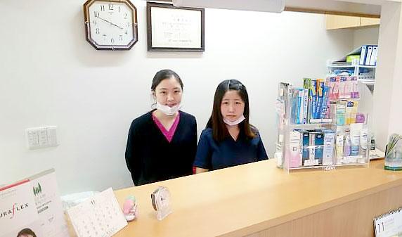 あざみ野ポプラ歯科クリニック スタッフの写真