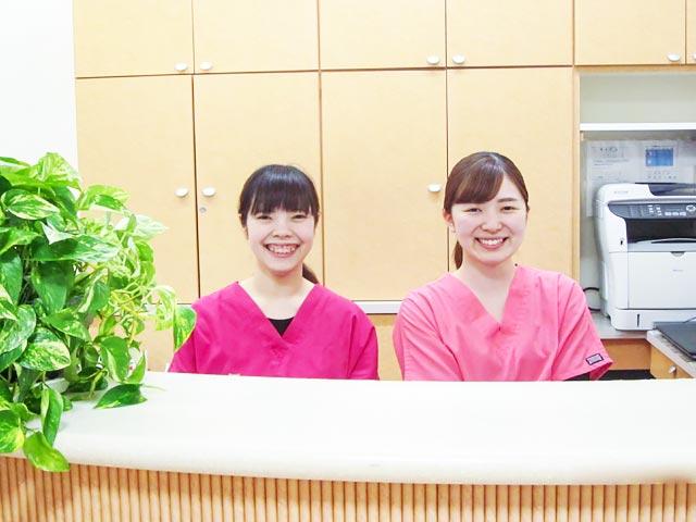 さつき歯科医院 スタッフの写真