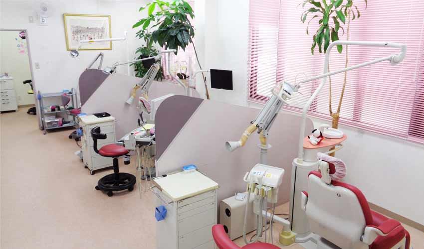 平野歯科クリニック 診療室