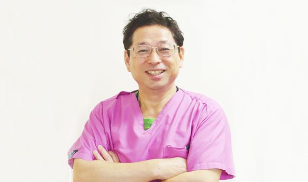 さとう歯科医院 院長の写真