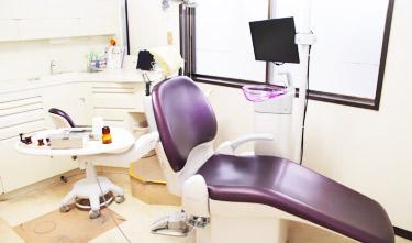 さとう歯科医院 診療室内を含む写真